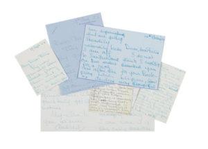 Audrey Hepburn letters