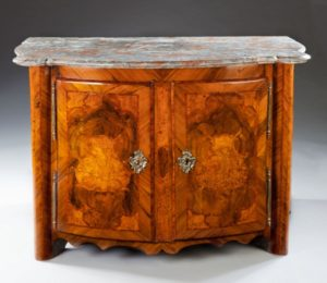 Louis XIV Marquetry Commode