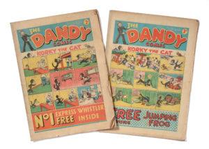 Dandy comic