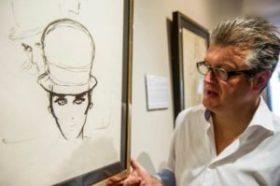Art expert Ashley Gray