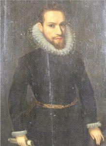A portrait of a Venetian nobleman