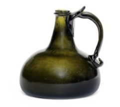 Jonathan Swift's onion serving bottle