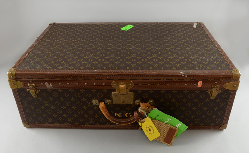 Noel Gallagher's suitcase