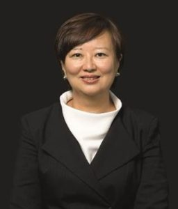 Jessie Kang of Sotheby's Head of Watches, Asia