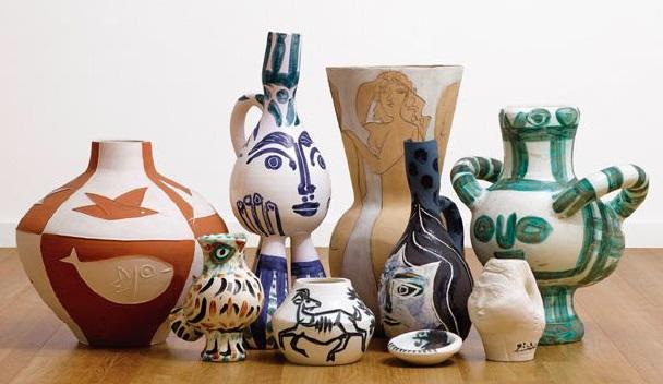 The Attenborough collection of Picasso ceramics