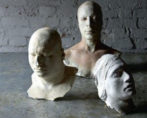 Death masks