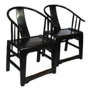 Antique Chinese chairs