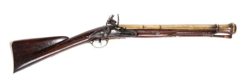 Flintlock blunderbuss