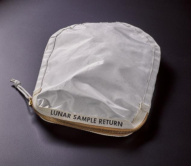 NASA Lunar sample return bag
