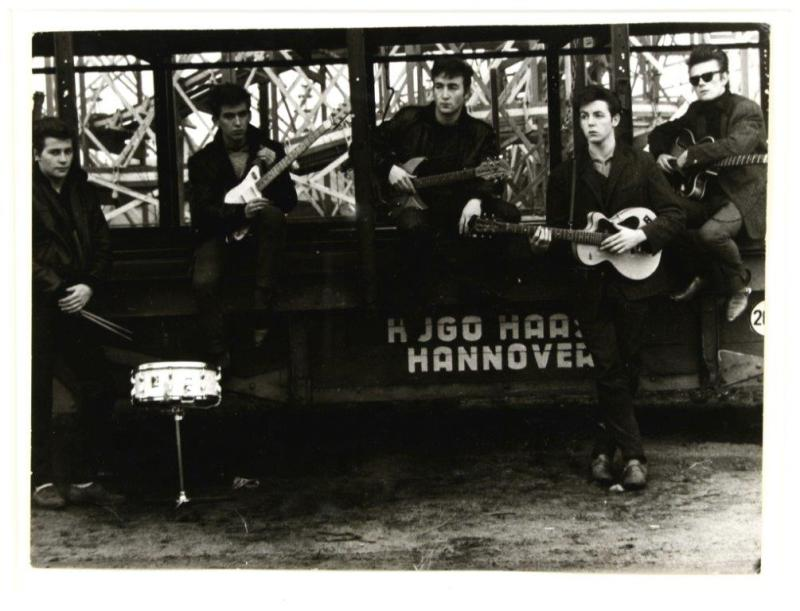 Poster of The Beatles