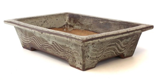 A Bernard Leach bonsai pot