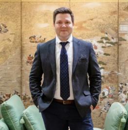 Grant Pierrus interiors blogger