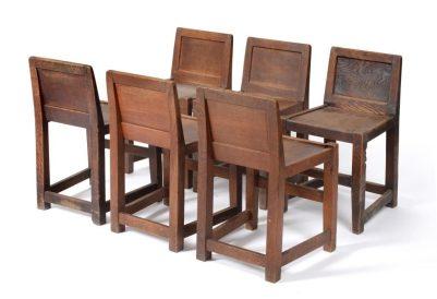 Robert 'Mouseman' Thompson chairs