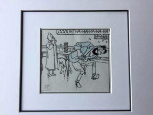 Tintin cartoon image