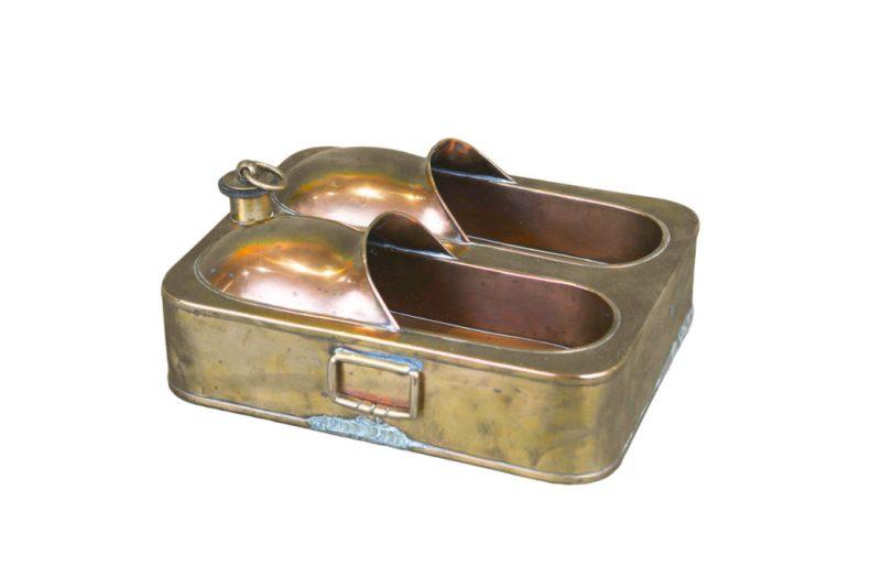 antique Foot Warmer