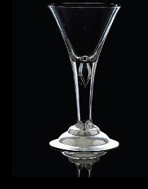 The 'Amen' drinking glass