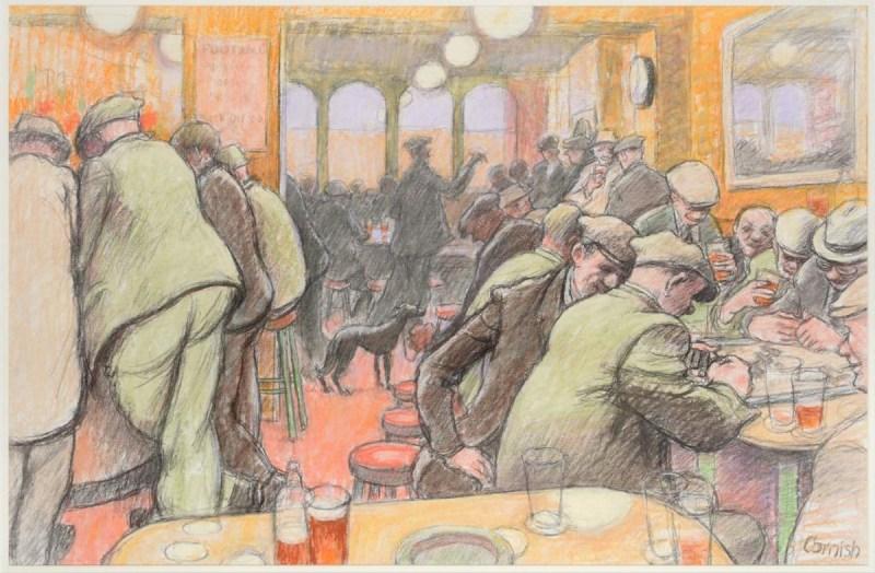 General Bar Scene Spennymoor