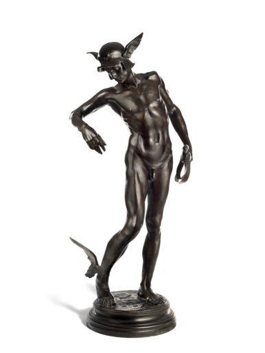 Alfred Gilbert, Perseus Arming