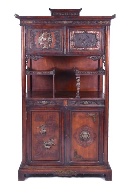 Furniture from the Tooth collection