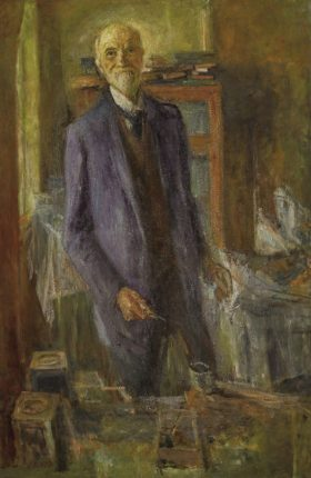 John B Yeats Self-Portrait