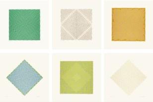 Anni Albers screen print