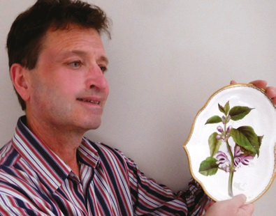 Porcelain expert Brad Dover writes about collecting Derby porcelain