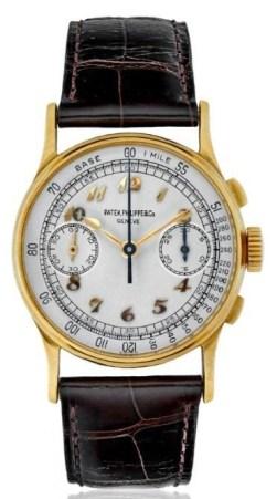 Joe DiMaggio Patek Phillipe wristwatch