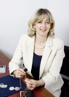 Frances Noble of Dix Noonan Webb