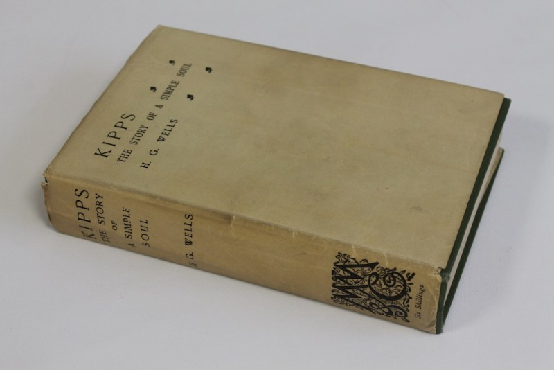 Kipps The Story of a Simple Soul (1905) by HG Wells