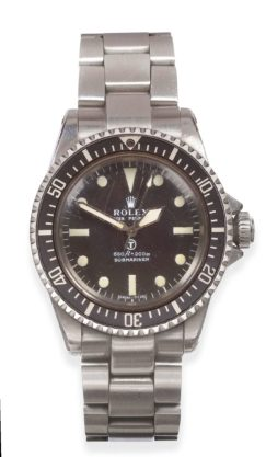 Rolex, Oyster Perpetual Submariner