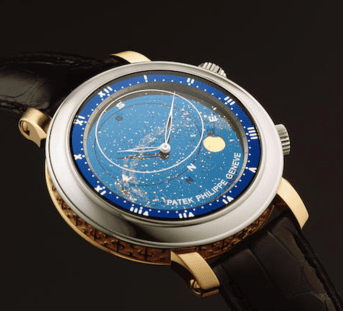 Patek Philippe Celestial watch
