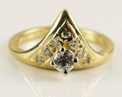 Trying To Identify A Hallmark On 14k Rings