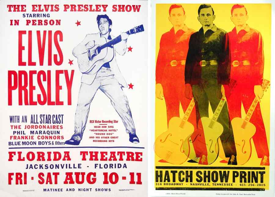 hatch show print mike wolfe american pickers
