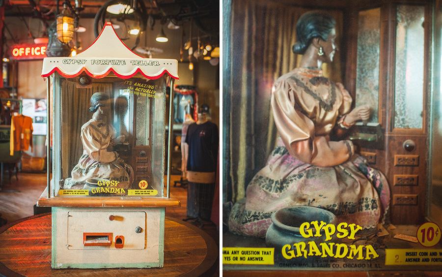 gypsy grandma