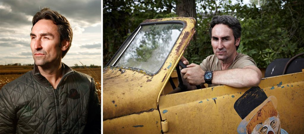 mike wolfe american pickers