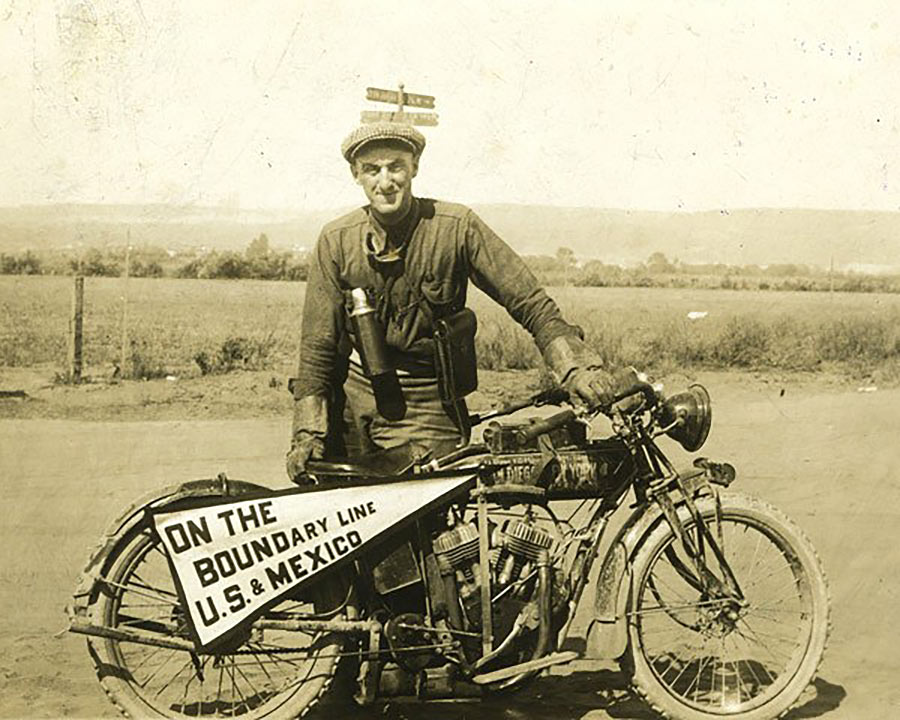 Cannonball-Baker-Motorcycle-Cannonball-1916-Indian-Powerplus-Antique-Motorcycle