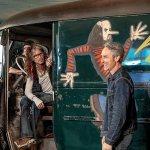 REVEAL OF AEROSMITH'S RESTORED ORIGINAL TOUR VAN  ON AMERICAN PICKERS