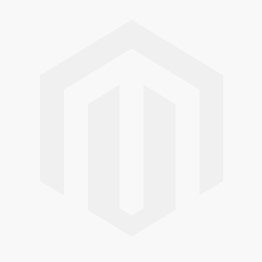 Grain Sack Pillow With Black Stripe