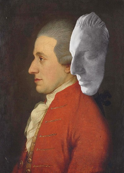 The Face Of Mozart The Composer
