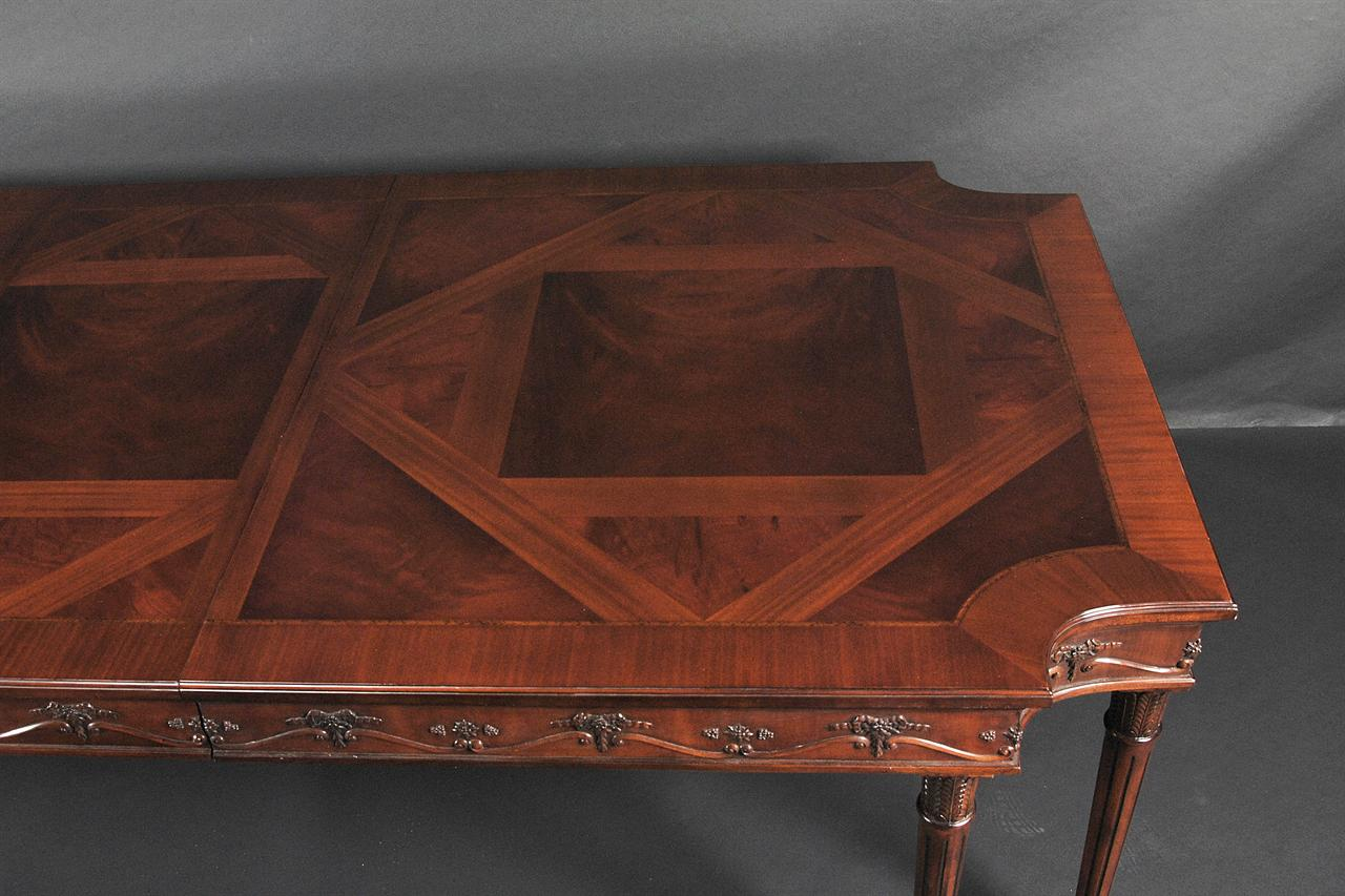 Dining Table Antique Dining Table Reproduction