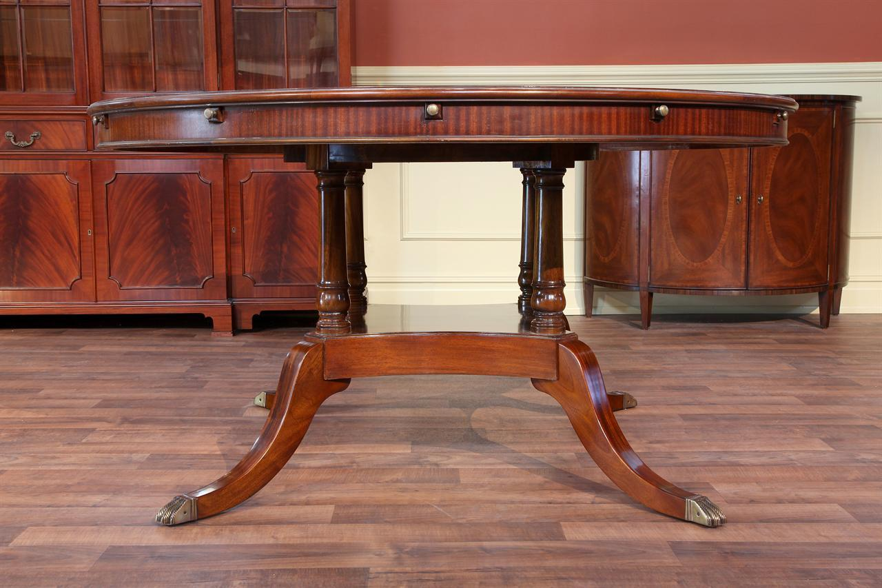 Dining Room Tables For 10 Round Dining Room Table That Seats 10 Round Dining Room Table