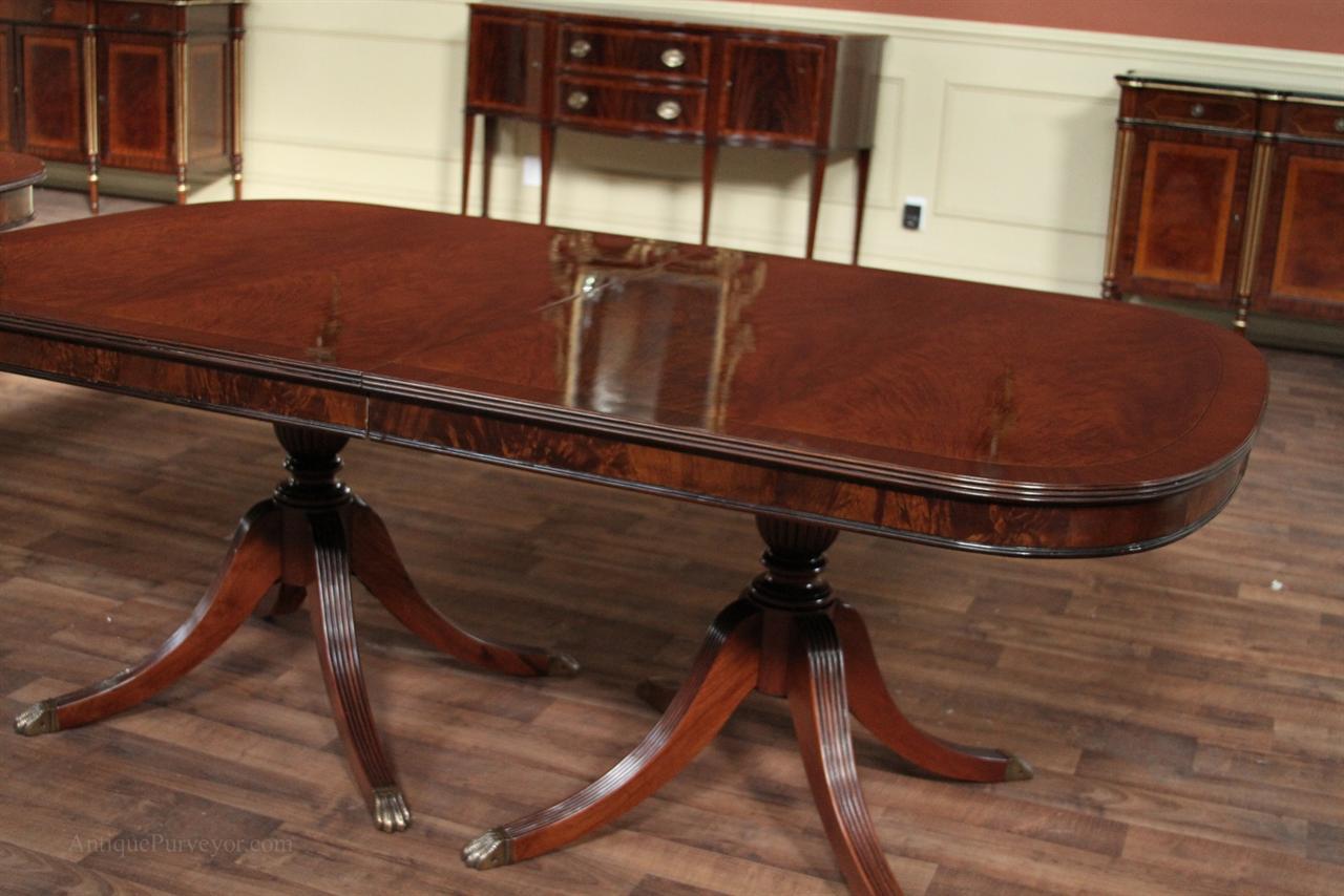 Mahogany Dining Room Table Mahogany Dining Table Large