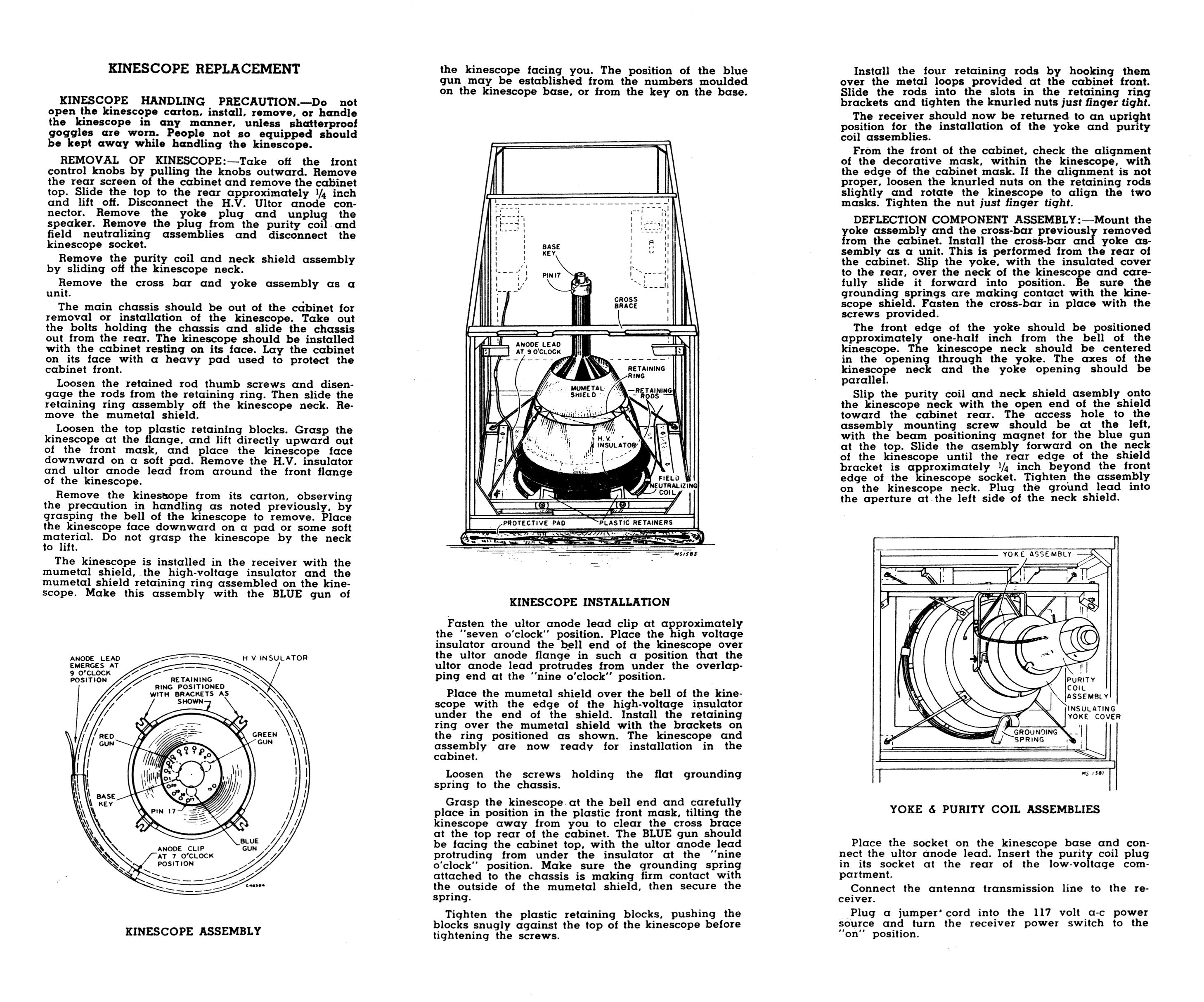 Rca Antique Radio Schematics