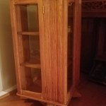 Rotating Cabinet Antiques Board
