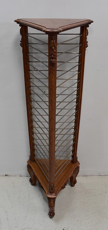 rocaille style plate rack antiquites