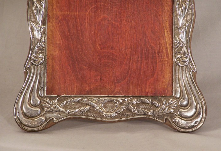 Vintage Sterling Silver Photo Frames Viewframes