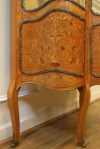 Antique French Inlaid Marquetry Louis XV Style Vitrine ...