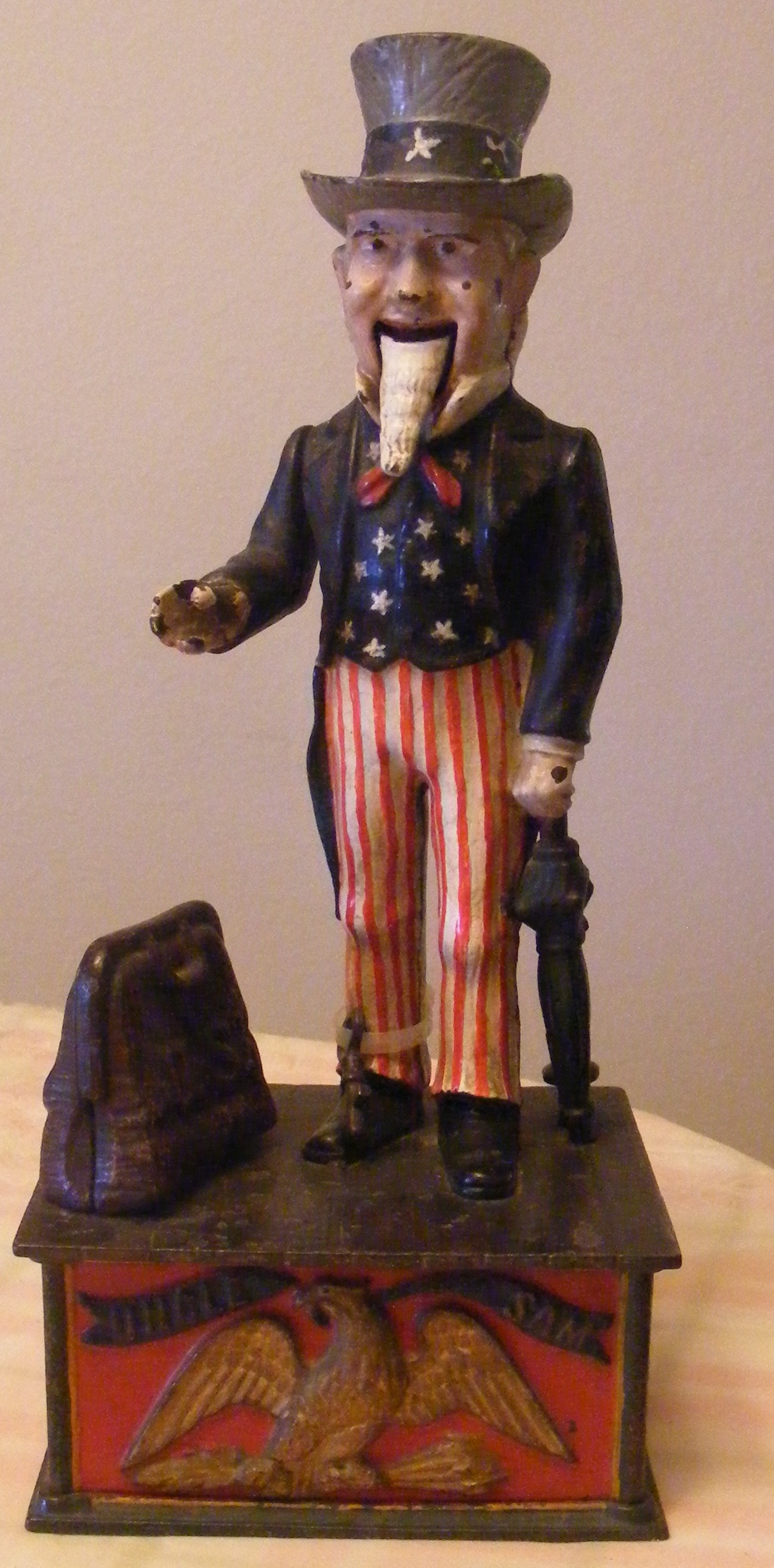 Original Uncle Sam Bank For Sale Classifieds