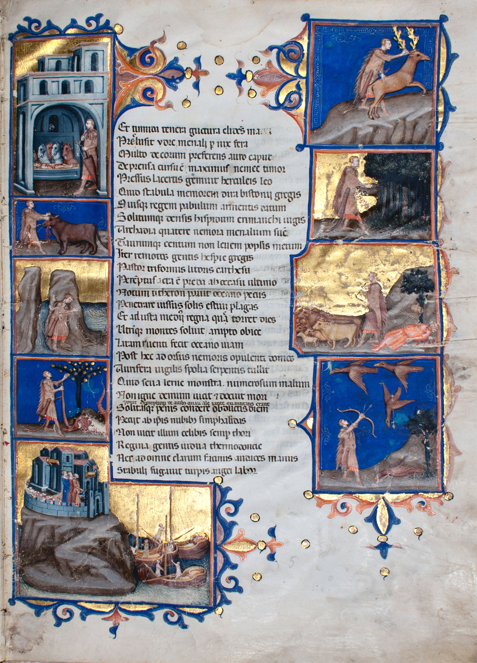 Paper Jewels - Medieval European Illuminated Manuscripts