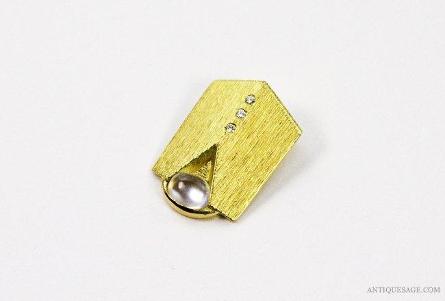 Vintage Avant-Garde - Brutalist & Modernist Jewelry